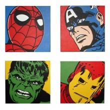 Marvel Old School