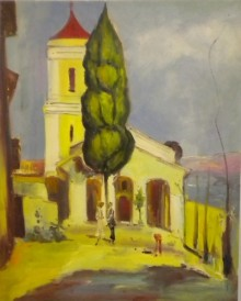 Chiesa a Cagnes