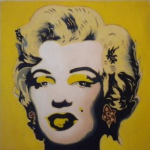 Marylin giallo