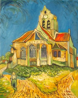 Chiesa ad Auvers