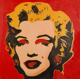 Marylin red
