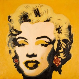 Marylin yellow