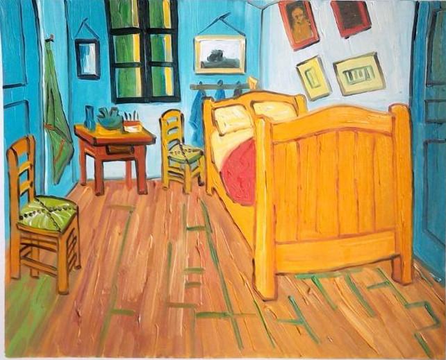Vendita falsi d\'autore di Van Gogh, le opere pittoriche di Van Gogh.