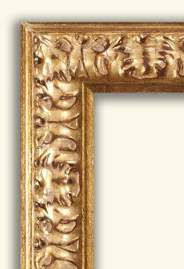 cornice Cornice classica Barocca foglia oro la cornice per il vostro ...