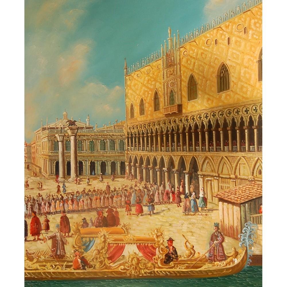 Vendita falsi d\'autore di Canaletto, le opere pittoriche di Canaletto.