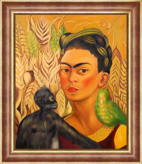 Vendita falsi d\'autore di Rivera-Khalo, le opere pittoriche di ...