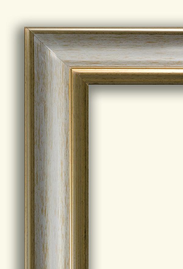 Cornice cornice classica rovesciata argento la cornice per for Vendita cornici per quadri