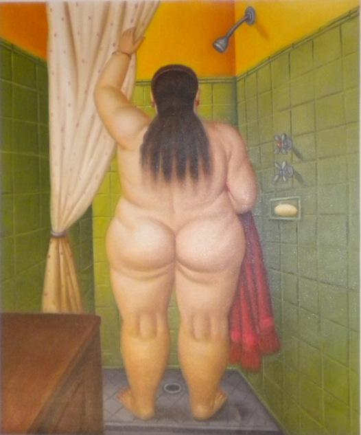 Vendita falsi d\'autore di Botero, le opere pittoriche di Botero.