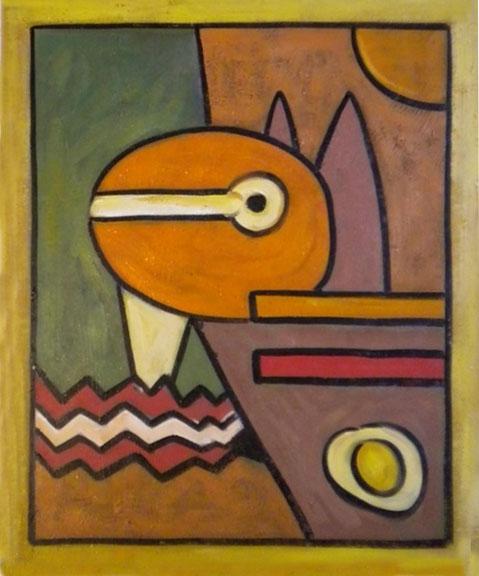 falso di autore 1914 di Klee in vendita.