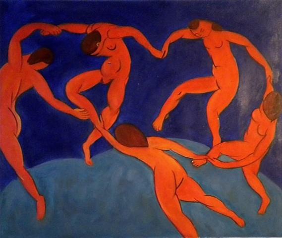 Vendita falsi d\'autore di Matisse, le opere pittoriche di Matisse.