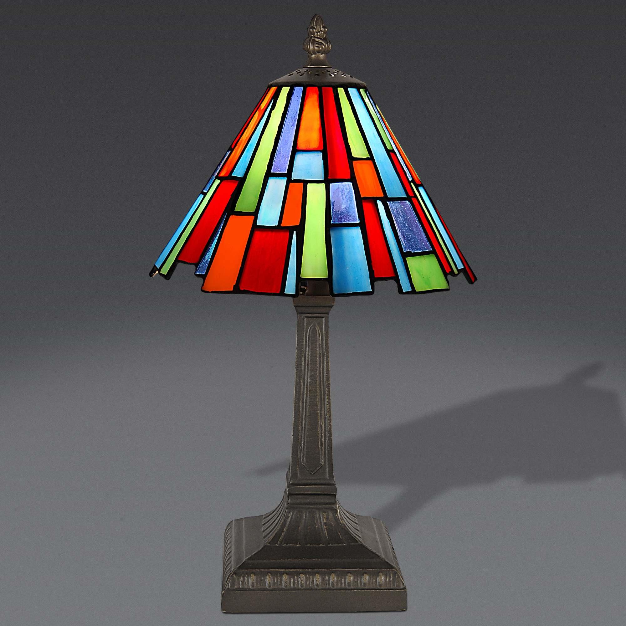 lampada stile tiffany abat jour arlecchino lampada stile tiffany in vendita. Black Bedroom Furniture Sets. Home Design Ideas